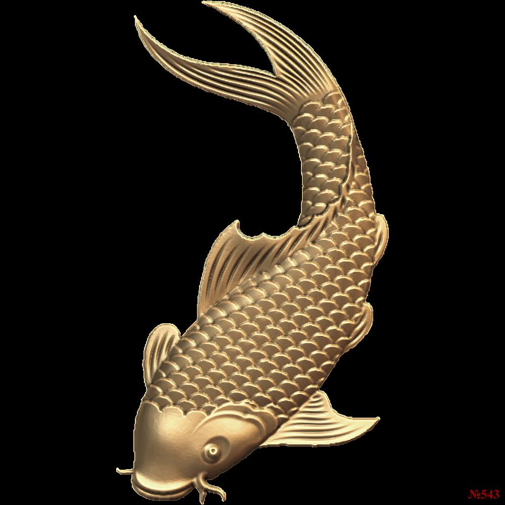 """""""Fish Collection"""" For CNC"""