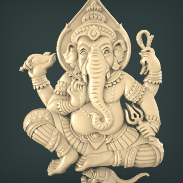 3D STL Model for CNC and 3d Printer - Bas-Relief (1816)